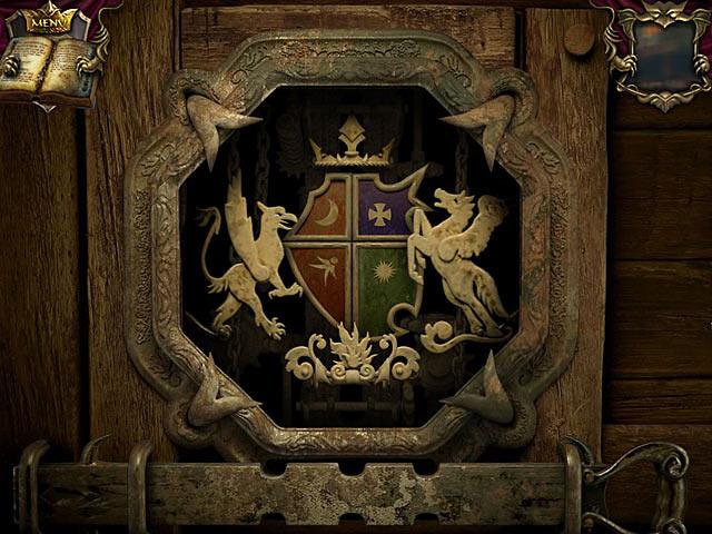 Spil Screenshot 1 Echoes of the Past: Det forstenede kongehus