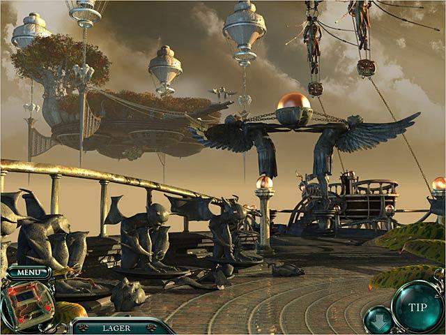 Spil Screenshot 1 Empress of the Deep 2: Blåhvalens sang