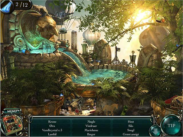 Spil Screenshot 2 Empress of the Deep 2: Blåhvalens sang