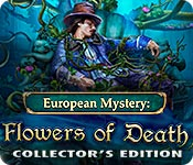 European Mystery: Flowers of Death Collector's Edi