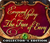 Feature Screenshot Spil European Mystery: The Face of Envy Collector's Edition
