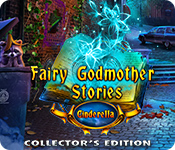 Feature Screenshot Spil Fairy Godmother Stories: Cinderella Collector's Edition