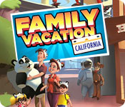 Feature Screenshot Spil Family Vacation California