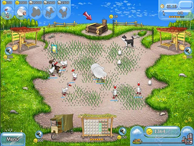 Spil Screenshot 2 Farm Frenzy