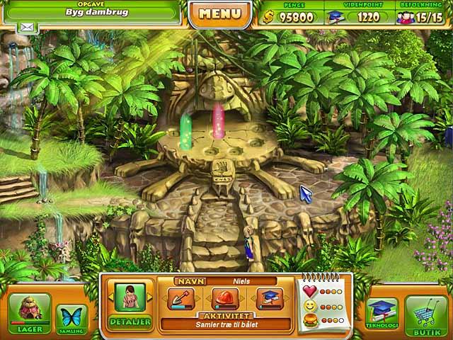 Spil Screenshot 3 Farm Tribe