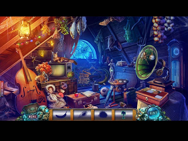 Spil Screenshot 2 Fear for Sale: The House on Black River Collector's Edition