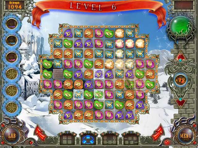Spil Screenshot 1 Frossen jord