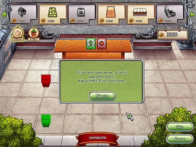Spil Screenshot 2 Garden Dash