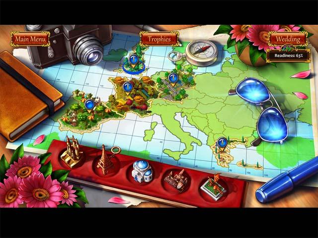 Spil Screenshot 2 Gardens Inc. 3: A Bridal Pursuit Collector's Edition