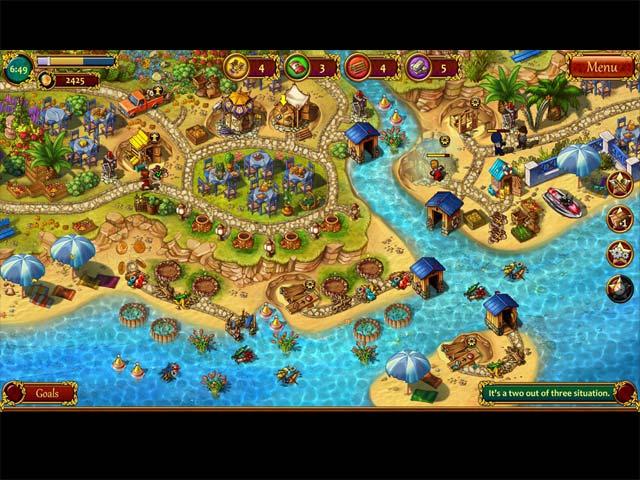 Spil Screenshot 3 Gardens Inc. 3: A Bridal Pursuit Collector's Edition