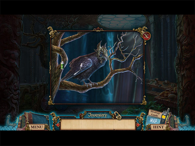 Spil Screenshot 2 Ghosts of the Past: Bones of Meadows Town Collector's Edition