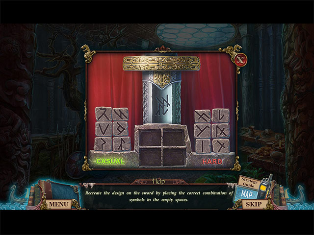 Spil Screenshot 3 Ghosts of the Past: Bones of Meadows Town Collector's Edition