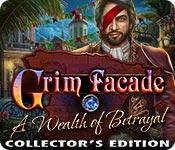 Feature Screenshot Spil Grim Facade: A Wealth of Betrayal Collector's Edition