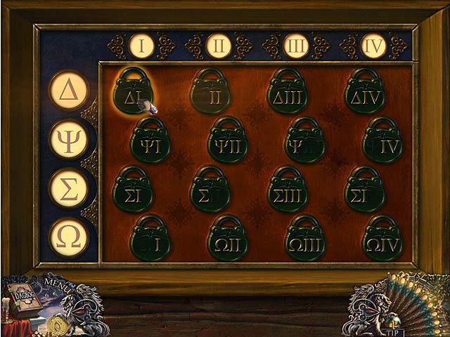 Spil Screenshot 2 Grim Facade: Mysteriet i Venedig