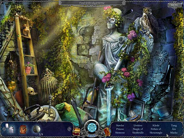 Spil Screenshot 2 Hallowed Legends: Samhain