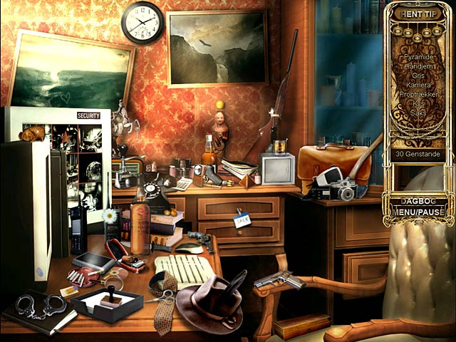 Spil Screenshot 2 Haunted Hotel II: Tro på løgnene