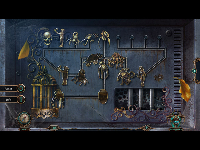 Spil Screenshot 3 Haunted Hotel: Beyond the Page Collector's Edition