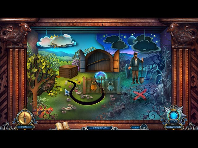 Spil Screenshot 3 Haunted Hotel: Eclipse Collector's Edition