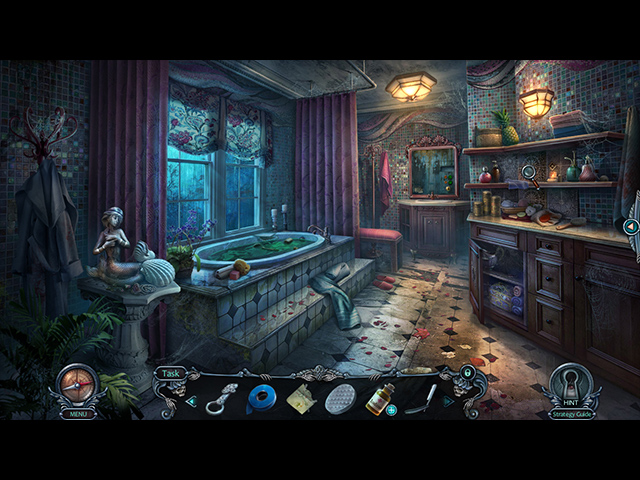Spil Screenshot 1 Haunted Hotel: Room 18 Collector's Edition