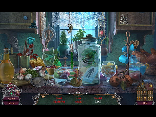 Spil Screenshot 2 Haunted Manor: Remembrance Collector's Edition