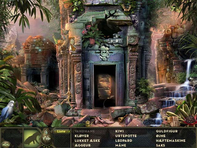 Spil Screenshot 1 Hidden Expedition: Amazon