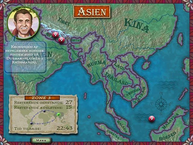 Spil Screenshot 1 Hidden Expedition: Everest