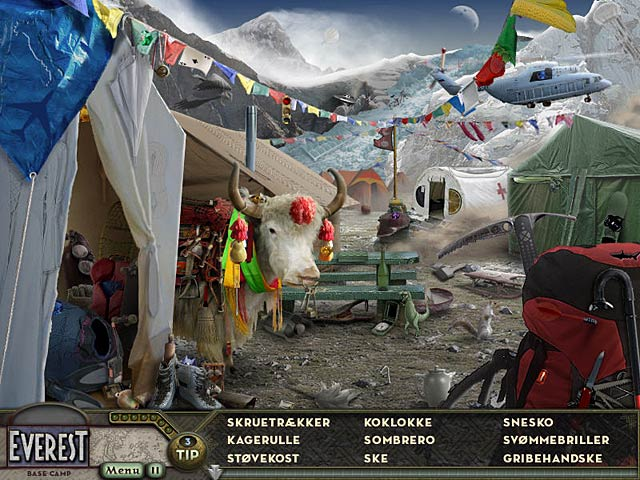Spil Screenshot 2 Hidden Expedition: Everest