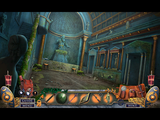 Spil Screenshot 1 Hidden Expedition: Neptune's Gift Collector's Edition