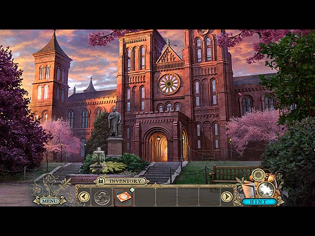 Spil Screenshot 2 Hidden Expedition: Smithsonian Hope Diamond Collector's Edition