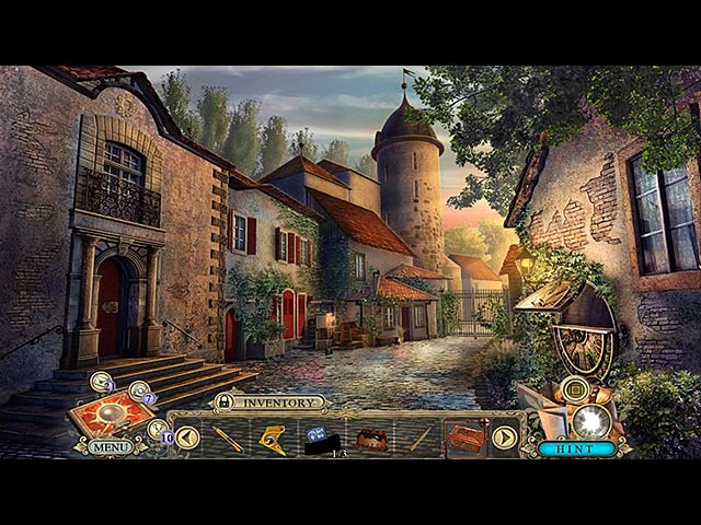Spil Screenshot 3 Hidden Expedition: Smithsonian Hope Diamond Collector's Edition