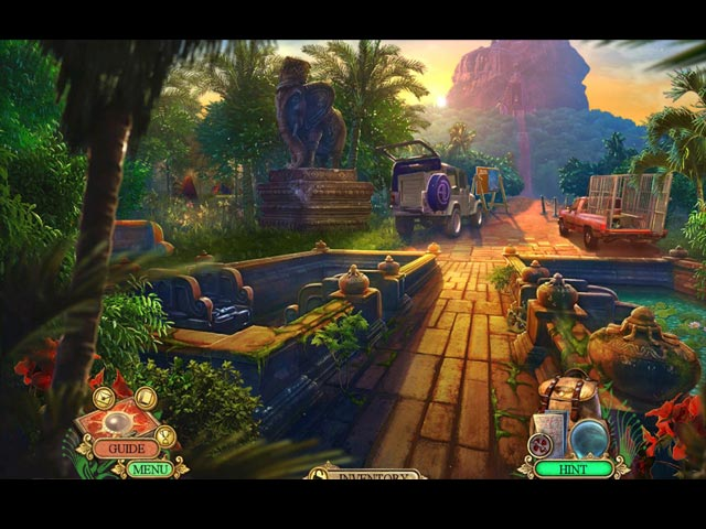 Hidden Expedition: The Fountain of Youth Collector img
