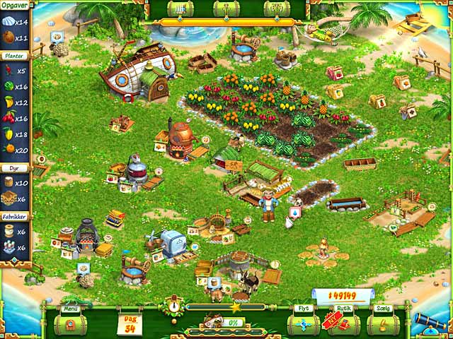 Spil Screenshot 2 Hobby Farm