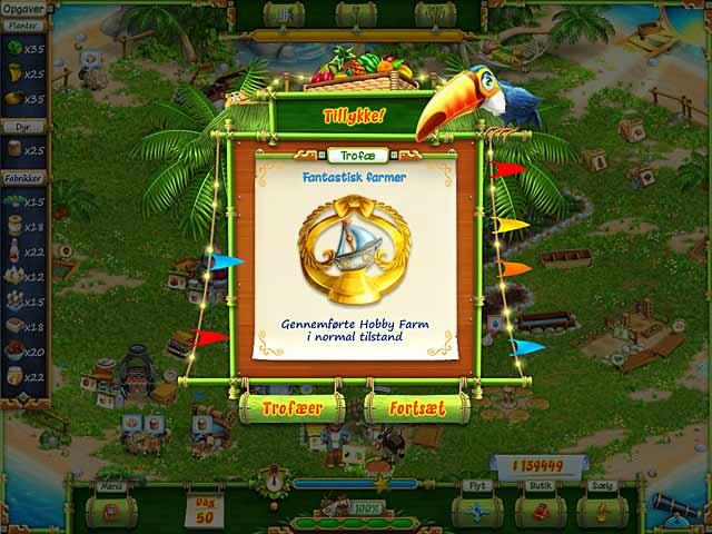 Spil Screenshot 3 Hobby Farm