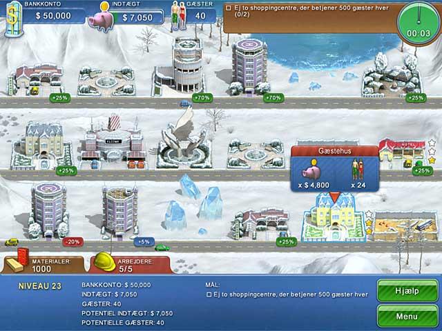 Spil Screenshot 3 Hotel Mogul