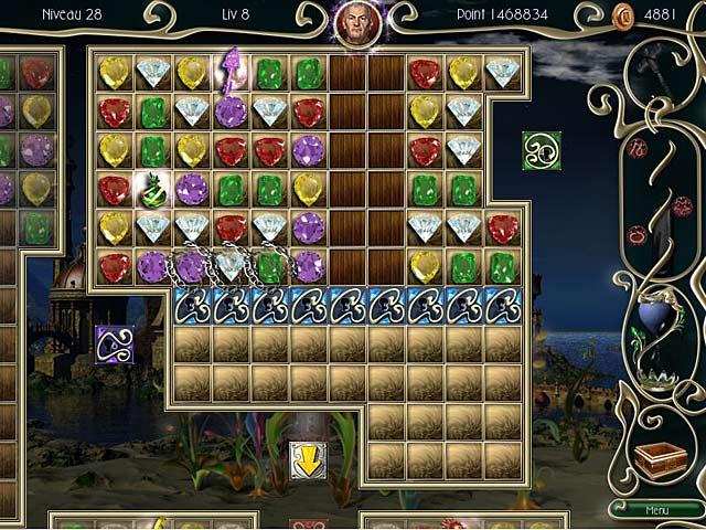 Spil Screenshot 1 Jewel Match 3