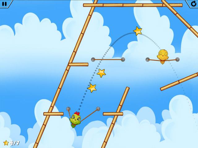 Spil Screenshot 2 Jump Birdy Jump