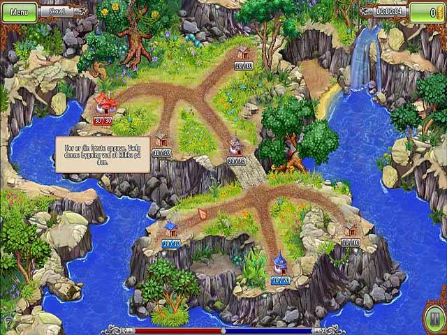 Spil Screenshot 1 LandGrabbers