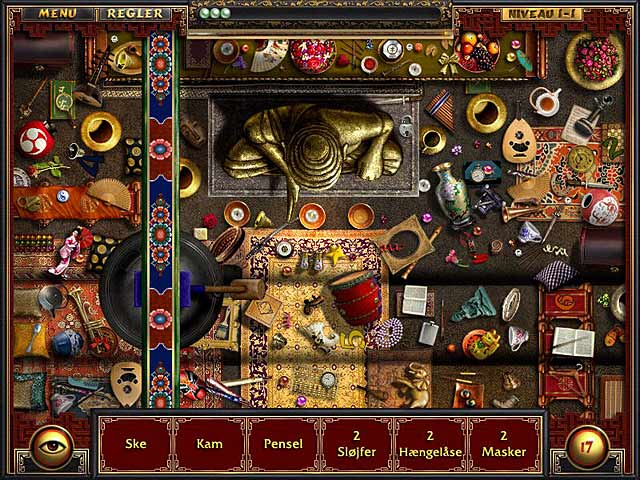 Spil Screenshot 1 Liong: De Forsvundne Amuletter