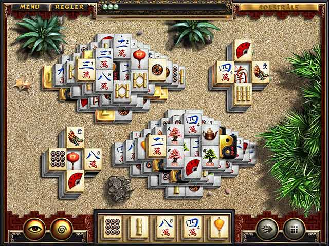 Spil Screenshot 2 Liong: De Forsvundne Amuletter