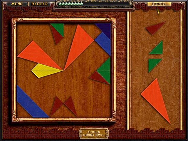 Spil Screenshot 3 Liong: De Forsvundne Amuletter
