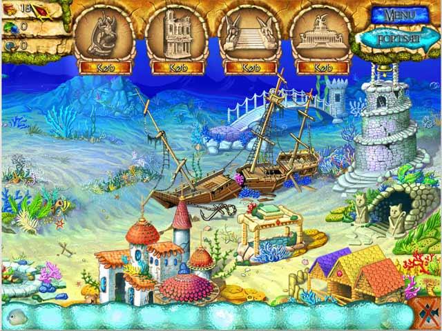 Spil Screenshot 2 Lost in Reefs
