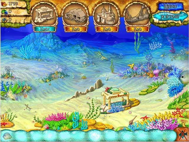 Spil Screenshot 3 Lost in Reefs