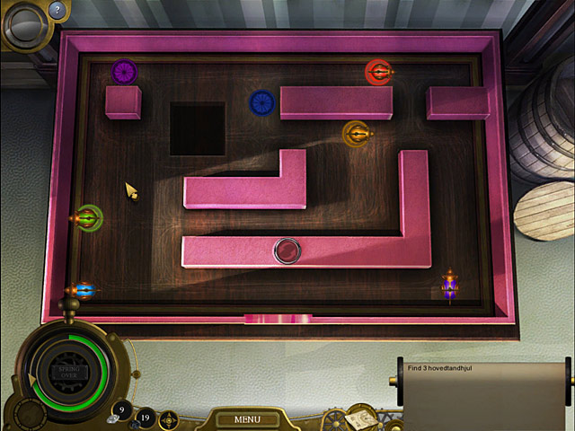 Spil Screenshot 3 Lost in Time: Clockwork Tower