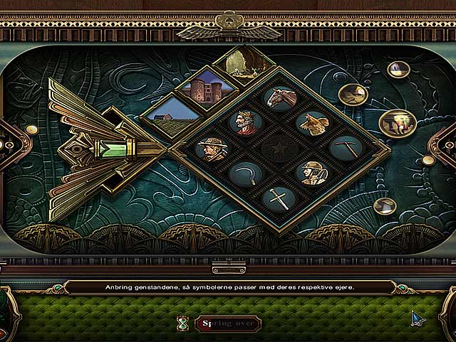 Spil Screenshot 3 Macabre Mysteries: Curse of the Nightingale