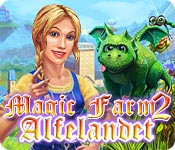 Feature Screenshot Spil Magic Farm 2 - Alfelandet