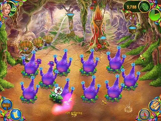 Spil Screenshot 2 Magic Farm 2 - Alfelandet