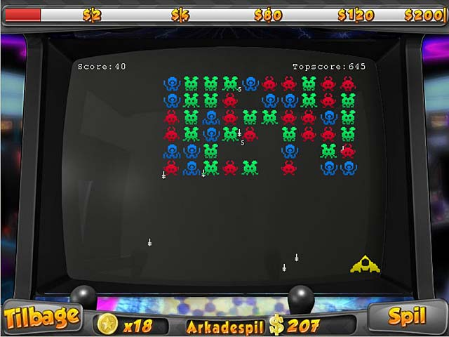 Spil Screenshot 3 Megaplex madness: Nu i biografen