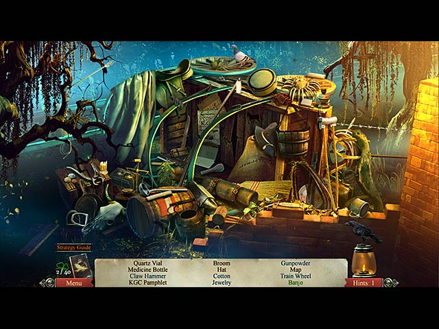 Spil Screenshot 1 Midnight Mysteries: Witches of Abraham Collector's Edition