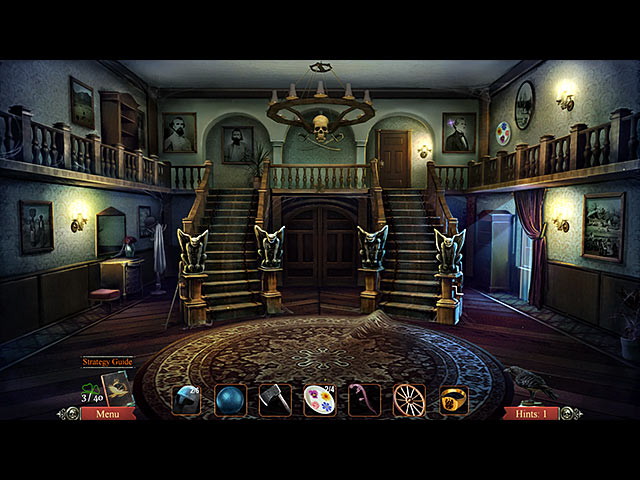 Spil Screenshot 2 Midnight Mysteries: Witches of Abraham Collector's Edition