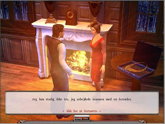 Spil Screenshot 2 Millennium Secrets: Roxannes halskæde